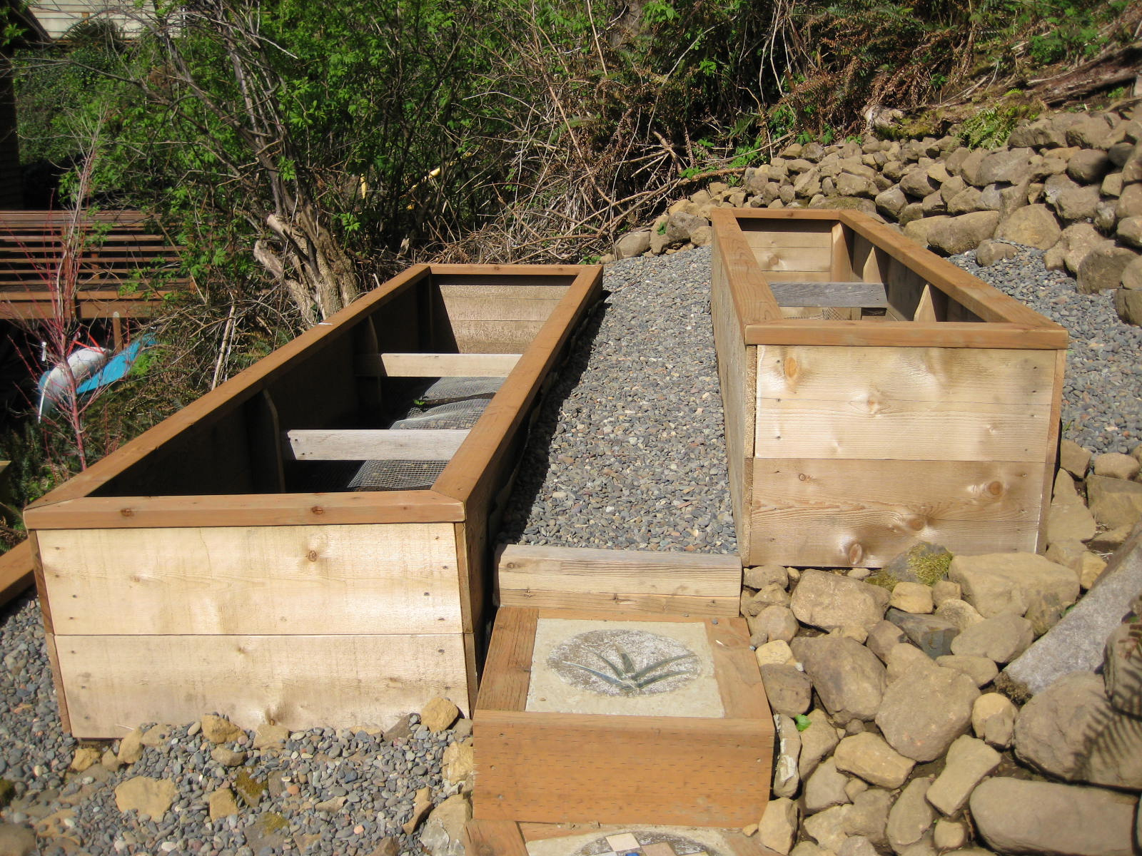 How To Build Raised Garden Beds On A Hillside Designs